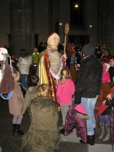 Nikolaus in St. Remigius